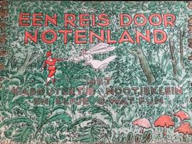 1959 | Bladmuziek | Elisabeth van Looy: Een Reis Door Notenland - 1959