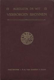1915 | Verborgen Bronnen | Augusta de Wit