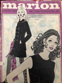 1969 | Marion naaipatronen maandblad | nr. 258 december  1969 - met radarblad