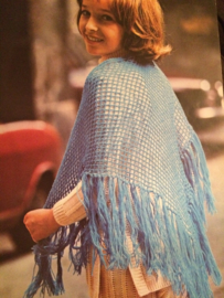 Haken | Tijdschriften | 1973 | Mon Tricot | Leer, nog beter haken - Bohemien