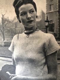 Tijdschriften | Haken en Breien | Libelle's HAKEN en BREIEN - maart 1950 no 3 (PASEN)