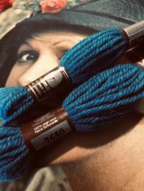 Borduurwol | 7650  | Colbert DMC Tapestry wool - Petrol blauw