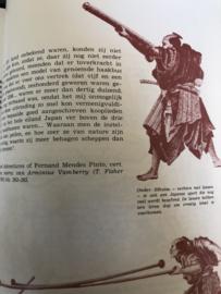 Boeken | Wereld | Ontdekkingsreizen | Op zoek naar Oosterse schatten: met beroemde ontdekkingsreizen op avontuur - Lekturama 1971