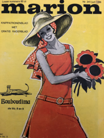 1968 | Marion naaipatronen maandblad | nr. 241 juli 1968 - met radarblad