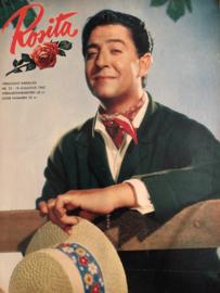 1962 - Rosita -  weekblad voor vrouwen | nr. 33 - 18 augustus 1962