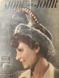 1947 | Tijdschriften | MODE du JOUR no 97 - 9 Octobre 1947 Revue - Magazine