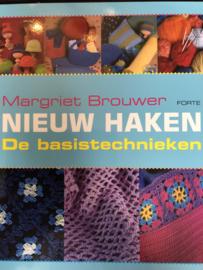 Haken | Boeken | Nieuw haken: De basistechnieken - Margriet Brouwer - Forte | 2010