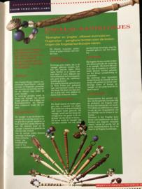 Kantklossen | Artikel: Soorten Engelse kantklosjes