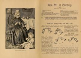 1892 | The Art of Knitting