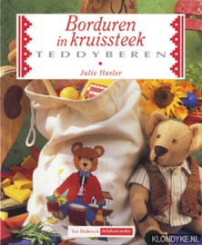Kruissteken | Borduren in kruissteek - Teddy Beren