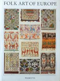 Boeken | Kunst | Europa | Folk Art of Europe - Helmuth Th. Bossert - Wasmuth | 1990