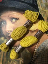 Borduurwol | 7678 - 7679 | Colbert DMC Tapestry wool - Geelgroen