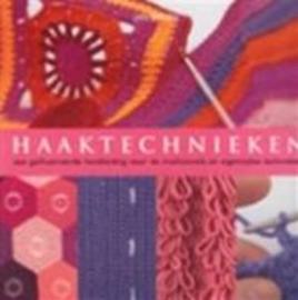 Haken | Boeken | Haaktechnieken: een geïllustreerde handleiding voor de traditionele en eigentijdse techniek - Jan Eaton