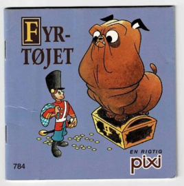 Boeken | Mini-boekjes | Denemarken | 784 Pixi boekje Fyrtøjet - 2001