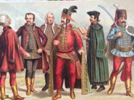 Hongaarse kostuums | 1740-1780  | Hongarije