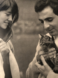 1964 | Jours de France - 10 Oct. 1964 - Nathalie Wood