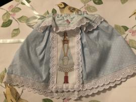Lampenkapje voor de babykamer 'Milkmade' (26 x 19 cm)