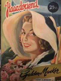 Tijdschriften | De Haardvriend - nr. 848 - 19e jaargang 21 december 1952 * het Gulden Masker door C. Nisson