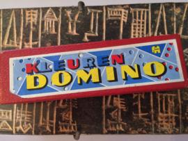 Spellen | 1960 - 1965 | Kleuren domino | Jumbo