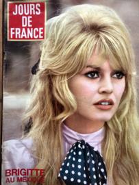 1965 | Jour de France | Brigitte Au Mexique