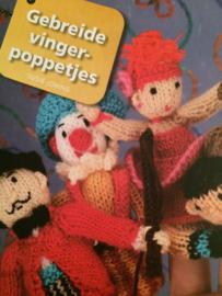 Boeken | Breien | Gebreide vingerpoppetjes | Home & Hobby