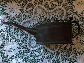 Rood koper | Antiek smeerolie garage kannetje 'Gear Oil can' | Industrieel ca. 1905