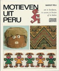 Boeken | Handwerken | Ariadne Handwerk Bibliotheek | Motieven uit Peru: om te borduren, te weven, te breien of the haken - Margit Reij