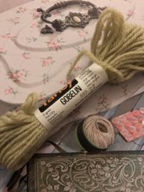 Borduurwol | Parley 500 - 501 - 502 - 503  | GOBELIN - strengetjes | Strähnchen | skeins | echevettes - 5 gram