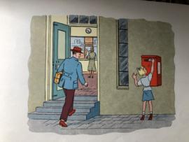 1955 | Kleuter vertel me eens - de post | L. Rehwinkel