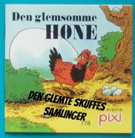 Boeken | Mini-boekjes | Denemarken | 778 Pixi boekje: Den glemsomme høne - 2000