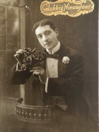 Brocante, vintage en antieke briefkaarten | Kerstmis | Oud & Nieuwjaar