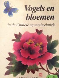 Boeken | Schilderen | Vogels en bloemen in de Chinese aquareltechniek | Cantecleer