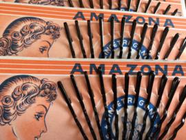 1920 | mazona | schuifspeldjes | haarspelden | Bobbed Hairpins | Epuingles de Couiffure |  jaren '20-'40