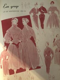 1953 | Tijdschrift | Dameswereld - No. 26 - 16e jaargang - 29-12-1953 - wintermode 1953-1954