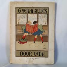 1915 | Zes (6) verhaaltjes door oma voor Hansje en andere vriendjes