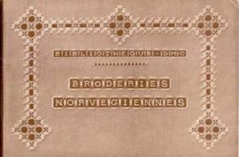 -  DMC Broderies Norvegiennes