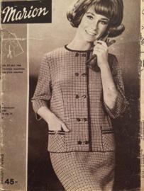 1966 | Marion knippatronenblad | nr. 211 januari 1966 - met  radarblad