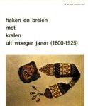 Boeken | Breien & Haken | Haken en breien met kralen uit vroeger jaren (1800-1925)