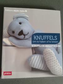 Hobby | Boeken | Knuffels | Knuffels om te haken of te breien: 36 knuffels die absoluut zijnw | Phildar Éditions Marie Claire