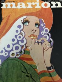 1971   Marion naaipatronen maandblad   nr. 279 september 1971