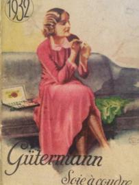 Gütermann  | Agenda 1932