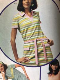 Madeleine: mode en patronenblad van Margriet   1968, nr. 1 januari - gratis radarblad