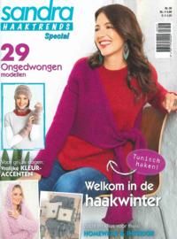 Haken | Tijdschriften | Sandra Haaktrends Special : Welkom in de haakwinter 2017/39