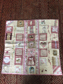 """Wandkleed quilt """"Fairy Tails"""""""