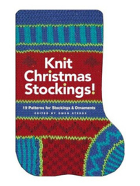 Boeken | Breien | Knit Christmas Stockings! 19 Patterns for Stockings & Ornaments
