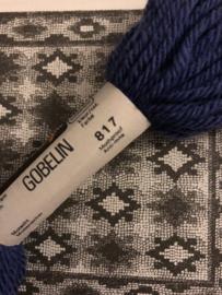 Borduurwol | Parley 817  kleurnummer | GOBELIN - strengetjes | Strähnchen | skeins | echevettes - 5 gram - 11 meter