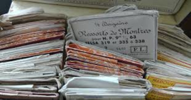 Oude papieren & documenten | EPHEMERA