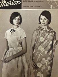 Naaien |  Tijdschriften | Marion Patronenblad | Vintage jaren '60-80