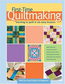 Boeken | Quilten | First-time Quiltmaking: learning to quilt in six easy lessons
