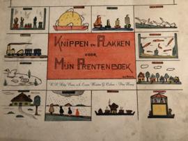 1925 | Knippen en plakken voor  Mijn prentenboek  | Den Haag: v.h. Erven Martin G. Cohen